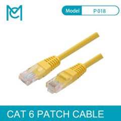 MC Ethernet Cable Cat6 Lan Cable UTP RJ45 Network Patch Cable 1-50M For PS PC Computer Modem Router Cat 6 Cable Ethernet