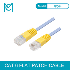 MC CAT6 30AWG UTP Flat Soft Patch Cable
