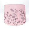 EMBROIDER PINK LAMP SHADE