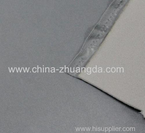 "60"" 150cm UPHOLSTERY auto ceiling pro headliner fabric Material foam backing roof lining for any color width Car styling"