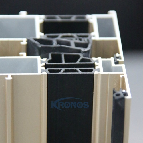 Multi Cavity Thermal Insulating Polyamide Profiles for Aluminum Windows and Doors