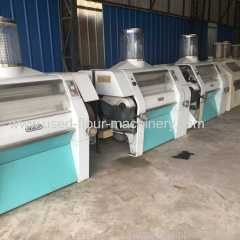 Used MDDK MDDL Rollstands made by Buler China Buhler Swiss