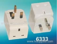 Adaptor for British with CE certification