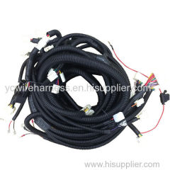 Custom Automotive Wire and Cable Assemblies