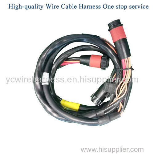 Custom Wire Harness and Cable Assembly