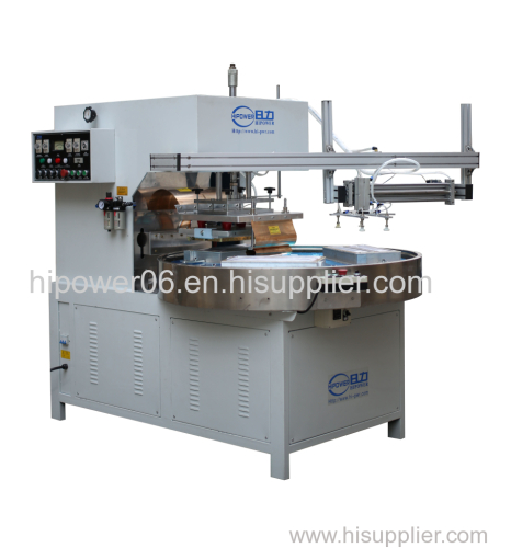 Automatic High frequency blister packing machine