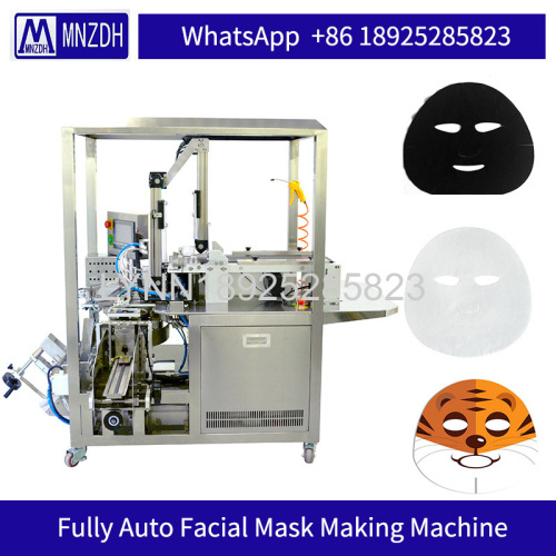 medical anti-wrinkle full auto facial mask machine