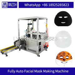 automatic pouch packing machine medical face mask machine