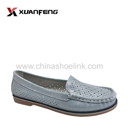 Fashion Women's Summer Comfortable Leather Leisure Shoes