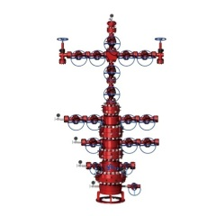 API-6A Wellhead Assembly and Christmas Trees