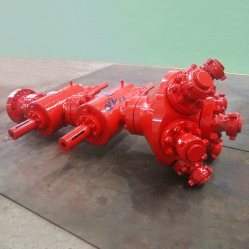 API-6A Frac Tree Frac Stack Fracturing Wellhead Assembly