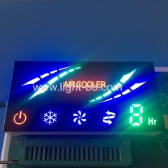 Custom design multicolour LED Display Module for air cooler