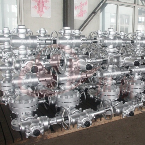 API 6A Thermal Recovery Wellhead Assembly and Christmas Tree