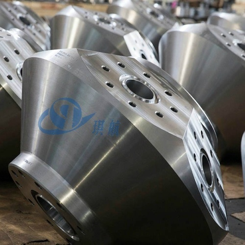 API 6A Frac Head/Goat Head for Fracturing Wellhead Assembly
