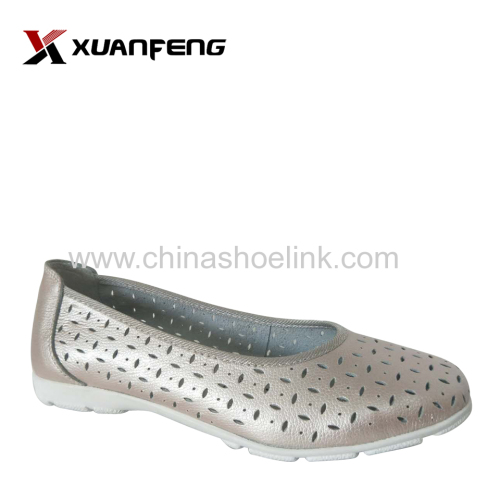 Fashion Girl's Comfortable Genuine Leather Loafers Shoes