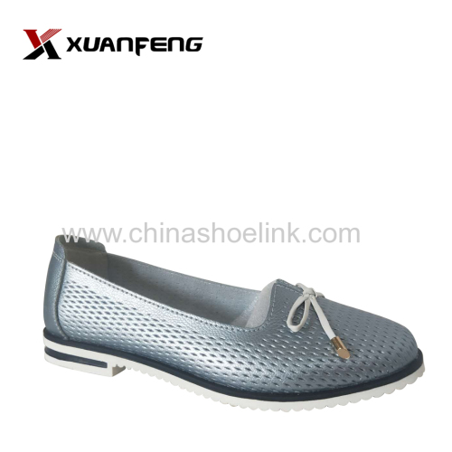 Popular Girl's Comfortable Genuine Leather Loafers Shoes