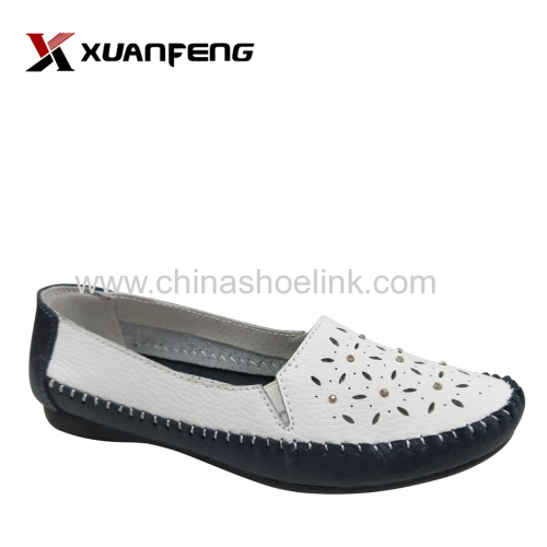 New Popular Lady's Comfortable Flat Loafers Shoes