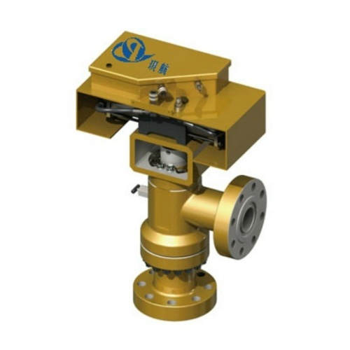 API 6A API 16C Hydraulic & Manual Orifice Choke Valve