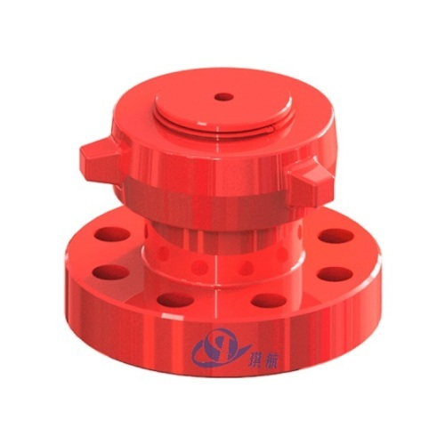 API-6A Oilfield Wellhead Christmas Tree Cap
