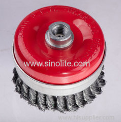 Twist Wire Cup Brush 65mm 75mm 90mm 100mm 125mm