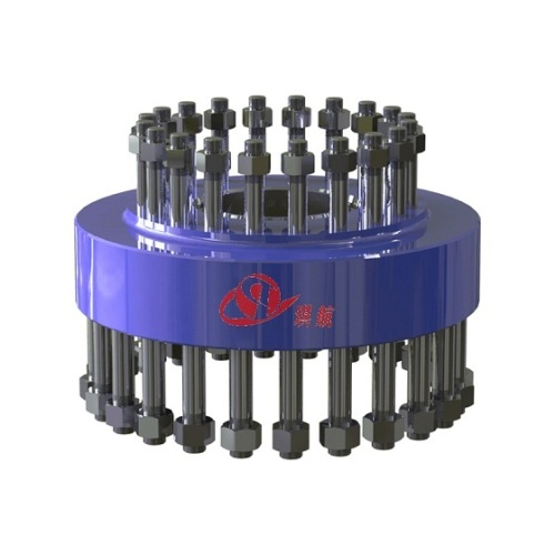 API 6A Double Studded Adapter Flange (DSAF)