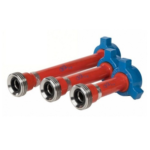 High Pressure Straight Pipes FMC Chiksan Integral Pup Joints