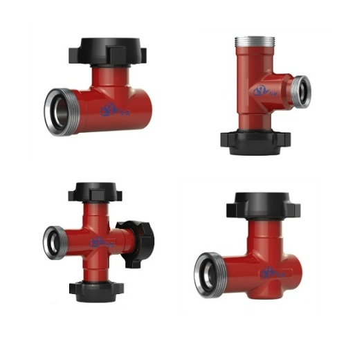 Integral Pipe Fitting Tees Crosses Crossover Laterals Wyes Long Sweep Elbows