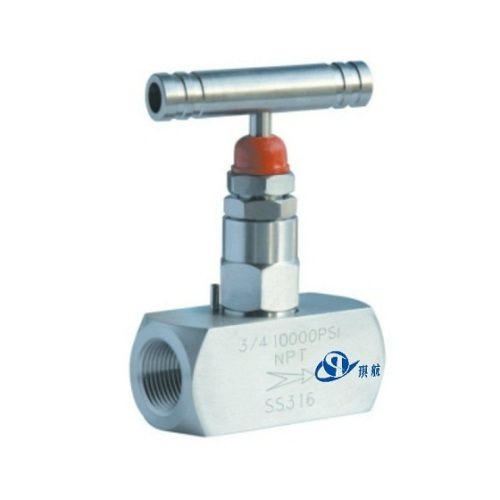Industrial Needle Valve for Oil & Gas and Petrochemical Applications
