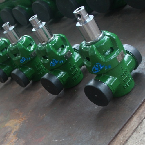 "API-6A 2"" -5000PSI Butt Weld Connection Demco Mud Gate Valves"