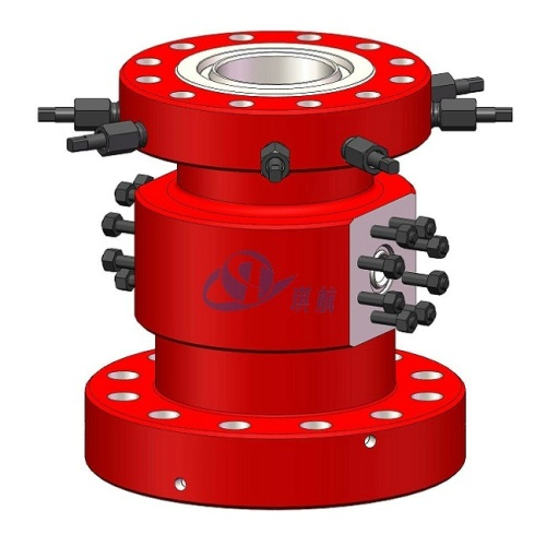 API 6A Wellhead Tubing Head Tubing Spool Assembly