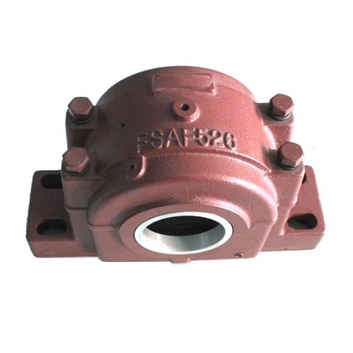 SAF500 Series Cast Steel Plummer Blocks Split Bearing Housings