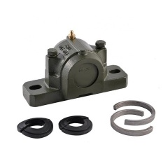 SNU500 Series Cast Iron Plummer Blocks Split Bearing Housings