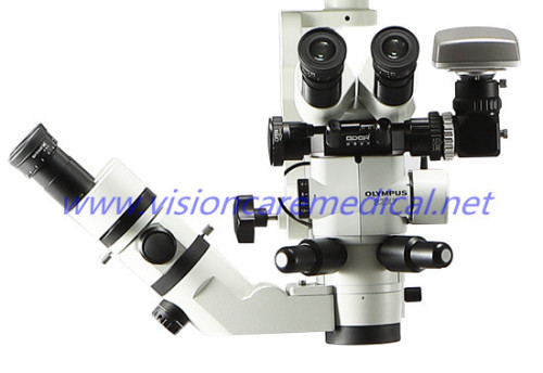 Ophthalmic Zeiss Topcon Moller Surgical Microscope Video Beamsplitter Adapter