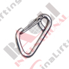 S.S SPRING SNAP HOOK AISI :304 or 316