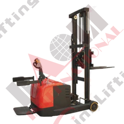 ELECTRIC FORKLIFT MAST EXTENDABLE