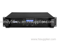 high power professional pa amplifier