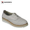 Female White Shoes Ladies Women Genuine Leather Casual Dress Shoe
