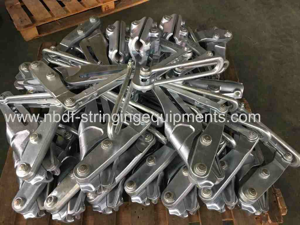 Alloy Steel Come Along Clamps exported to Asia country
