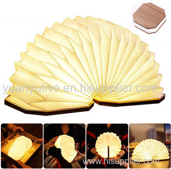 New Design Top Quality Accordion LED Lamp Reading Light