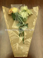 Kraft + BOPP Sleeve Bouquet Sleeve