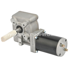 China Factory 12V Low Speed PMDC Worm Gear Motor for Car
