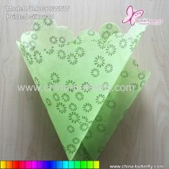 Printed Silkwrap Non-woven Flower Wrapping Paper