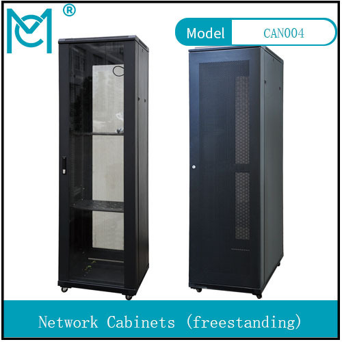 Professional Network Cabinet Server Rack Series SPCC Static loading 800kg (on the adjustable feet)