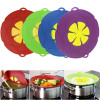 Good Price Heat Resistant Silicone Pot Spill Stopper Lid Cover