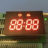 Custom made Ultra red 4 Digit 7 segment LED Display for Low cost Digital Mini oven timer
