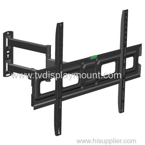 "Full Motion LCD TV Wall Mounts 32""-70"" Screen 180° Swivel"