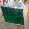 Cut to size clear12mm tempered glass CE Certificate 12mm Clear Toughened Glass Factory