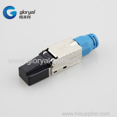 STP Cat.8 TOOLLESS Modular Plug shielded RJ45 TOOLLESS modular Plug