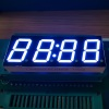 "Low Cost ultra white 0.56"" 4 Digits 7 Segment LED Clock Display common cathode for digital timer control"