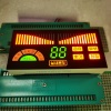 Custom Design 3 Colours 7 Segment LED Display for Air Conditioner Control Panel